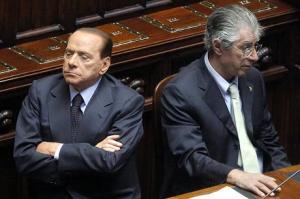 Berlusconi hört nicht zu
